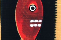 Icône aztec - 2004