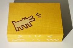 Barking Dog (Keith Haring)
