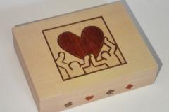 Big heart (Keith Haring)