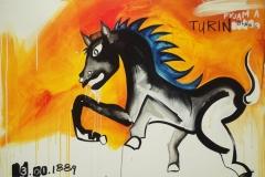 Nietzsche en cheval - 2011